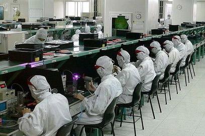 富士康工厂热熔胶案例