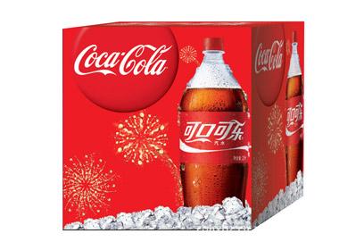 可口可乐包装盒用热熔胶案例